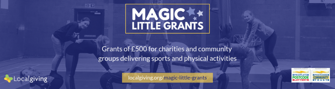 Magic Little Grants | Localgiving